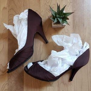 Mossimo Open-Toe Heels